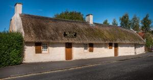 Burns' Birthplace Cottage